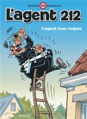 L'agent 212 T.29 ; l'agent tous risques - Couverture - Format classique