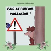Fais attention paillasson ! - Couverture - Format classique