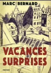 Vacances-surprises - Couverture - Format classique