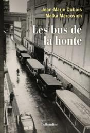 Les bus de la honte - Couverture - Format classique