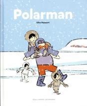 Polarman - Couverture - Format classique