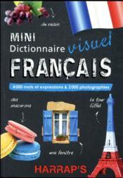 Harrap's mini dictionnaire visuel francais - Couverture - Format classique
