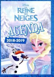 La Reine des Neiges ; agenda - Couverture - Format classique