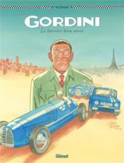 Gordini ; le sorcier bien aimé - Couverture - Format classique