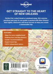New Orleans (3e édition) - 4ème de couverture - Format classique