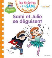 Sami et Julie se déguisent - Couverture - Format classique