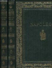 Napoléon et l'Empire 1769-1815-1821 - Tomes I et II - Couverture - Format classique
