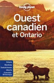 Ouest Canadien et Pntario (5e édition) - Couverture - Format classique