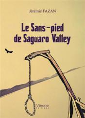 Le Sans-pied de Saguaro Valley - Couverture - Format classique