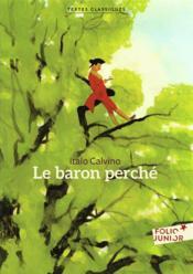Le baron perché - Couverture - Format classique