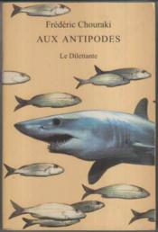 Aux Antipodes - Couverture - Format classique