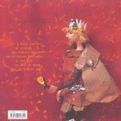 La princesse au petit pois - 4ème de couverture - Format classique