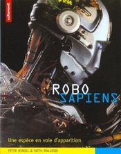 Robo Sapiens ; Une Espece En Voie De D'Apparition - Intérieur - Format classique