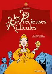 Les précieuses ridicules, de Molière - Intérieur - Format classique