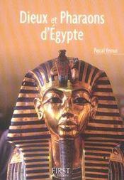 Dieux et Pharaons d'Egypte - Intérieur - Format classique