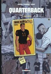 Quarterback t.1 ; Wade Mantle - Intérieur - Format classique