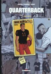 Quarterback t.1 ; Wade Mantle - Couverture - Format classique