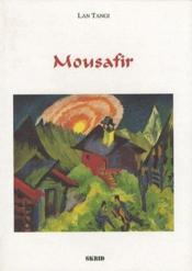 Mousafir - Couverture - Format classique