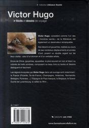 Récits et dessins de voyage - 4ème de couverture - Format classique