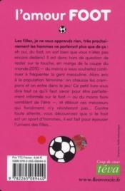 telecharger L'amour foot – le foot explique a mes copines livre PDF en ligne gratuit