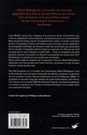 Tant de secrets enfouis - 4ème de couverture - Format classique