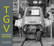 TGV, une aventure humaine - Couverture - Format classique