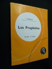 Les Prophètes - Couverture - Format classique