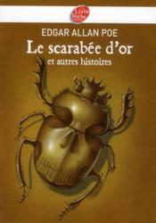 Le scarabée d'or et autres histoires - Couverture - Format classique