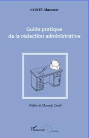 Guide pratique de la rédaction administrative - Couverture - Format classique