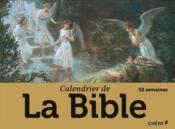 Calendrier de la bible - Couverture - Format classique