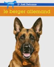 Le berger allemand - Couverture - Format classique