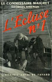 L'Ecluse N°1. - Couverture - Format classique