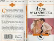 Au Jeu De La Seduction - Expectant Bachelor - Couverture - Format classique