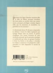 Le petit dictionnaire Braque du cubisme en 50 objets - 4ème de couverture - Format classique