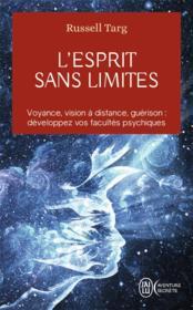L'esprit sans limites - Couverture - Format classique