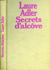 Secrets D'Alcove - Couverture - Format classique