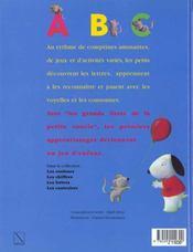 Les Lettres - 4ème de couverture - Format classique