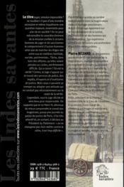 Juger mission impossible - 4ème de couverture - Format classique