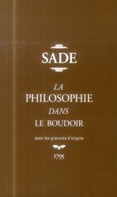 La philosophie dans le boudoir etui - Couverture - Format classique