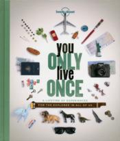 You only live once - Couverture - Format classique