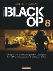 Black OP - saison 2 T.8 - Couverture - Format classique