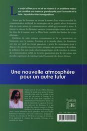 Éther pur ; projet écologique mondial de la nation essénienne - 4ème de couverture - Format classique