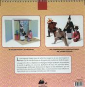 Kirigami, Petit Theatre Japonais - 4ème de couverture - Format classique