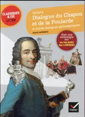 Dialogue du chapon et de la poularde et autres dialogues philosophiques - Couverture - Format classique