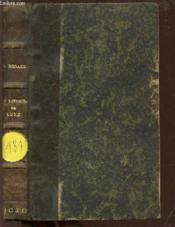 Le Vitriol De Lune. - Couverture - Format classique