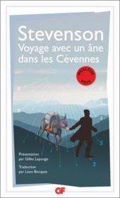 Voyage avec un âne dans les Cévennes - Couverture - Format classique