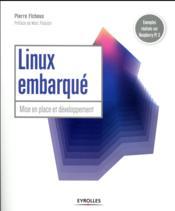 Linux embarqué - Couverture - Format classique