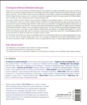 Linux embarqué - 4ème de couverture - Format classique