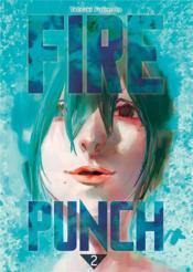 Fire punch t.2 - Couverture - Format classique