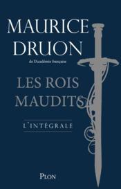 Les rois maudits ; INTEGRALE T.1 A T.7 - Couverture - Format classique